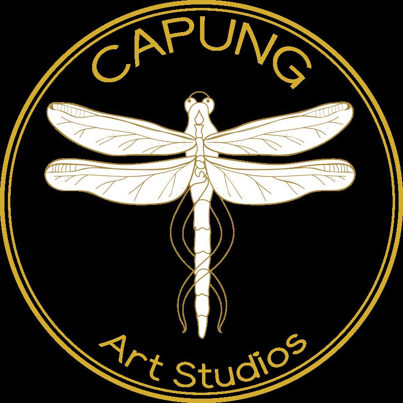Logo Capung Art Studio 2019